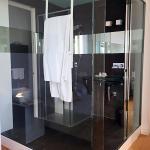Bathroom in suite room
