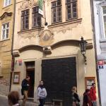 Vegan's Restaurant, Nerudova 36, Prague