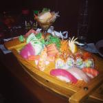 Sushi Boat for One