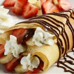 Decadent Crepes on the Sunday Brunch Tour
