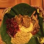 Tout est correct et le rice and curry tres bon