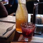 I didn't see the size of a small....but the large Long Island was ENORMOUS!