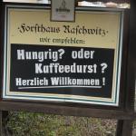 Foto de Restaurant Forsthaus Raschwitz