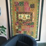 Entrata e sala yoga