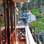 Balcony - Sapa Horizon Hotel Photo