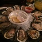 Great oysters!