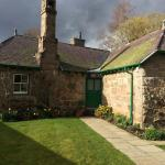 Garden Cottage at Glen Tanar