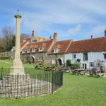 The nearby village of East Dean makes a beautiful country walk