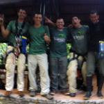Our awesome guides-Dennis, Michael, Juan Carlos, Marvin, Marcos and crew! Thank you so much!!
