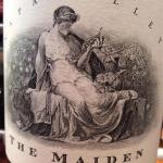 "Harlan Estate ""The Maiden"" enjoyed this wine on another visit."