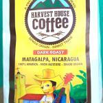 Locally-grown coffee from Matagalpa, Nicaragua