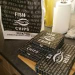 Peckish Fish and Chips