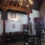 Salle à manger principale de La Ferme de Condé