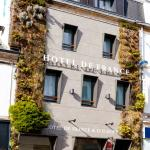 Facada Hotel de France et d'Europe Concarneau