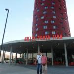 Photo de Hotel Porta Fira