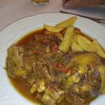 Foto de Hotel Caserio de Iznajar - Restaurant