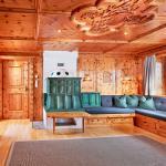 Zirm-Suite Wohnzimmer