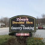 Foto di Zoey's Double Hex Restaurant
