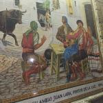 Mosaico en Casa Paco de Caballos