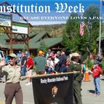 Constitution Week in Grand Lake