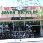 Jones Bicycles and Skateboards