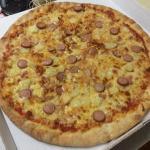 Hawaii pizza 20 Inch !