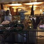 The best food in grand court hotel