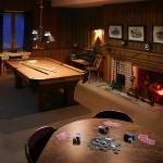 The Game Room at the Inn