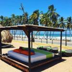 CAmas Balinesas Olas Beach Club