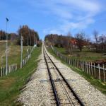Kolej linowo-terenowa Gora Zar