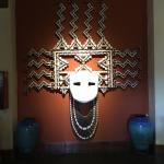 Art work in the Lobby