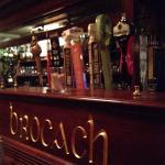 Brocach Irish Pub & Restaurant - Upstairs bar