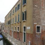 Edificio del Istituto Canossiano (vista parcial).