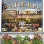 Prairie Fire Glass