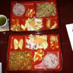 The Bulgogi Dasirak Platter for lunch