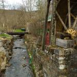 Stay at the Inn and it's fabulous warm stream along the Mill.