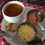 Photo de Restaurant de l'hotel Croix Blanche