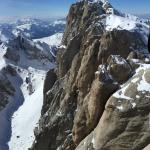 FROM THE GLACIER