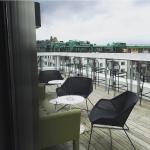Balcony - Scandic Rubinen Photo