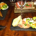 Starters at Figs, Cleethorpes