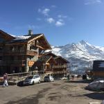 Chalet Hotel Aigle, Tignes Le Lac (April 2016)