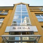 NH Frankfurt Villa resmi
