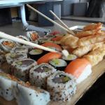 New Sushi Platter for 2