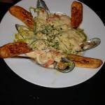 Seafood Lunguini