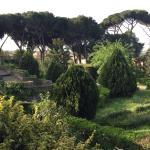 giardini dell'hotel