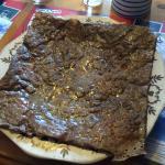 Ham and Cheese Crepe