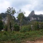 Khao Sok Green Mountain View Foto