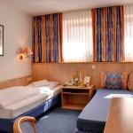 Standaardzimmer mit getrennten Betten