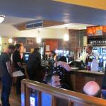 Lower locals bar