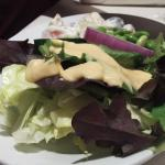 Ruby Tuesday's salad from the bar 2.